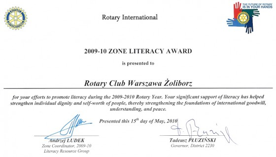 Dyplom_Literacy_2009_20100001